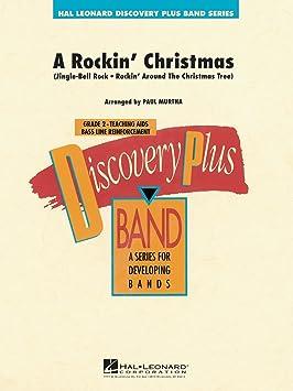 A Rockin' Christmas - Score & Parts, Grade 2: Amazon.ca: Sports ...