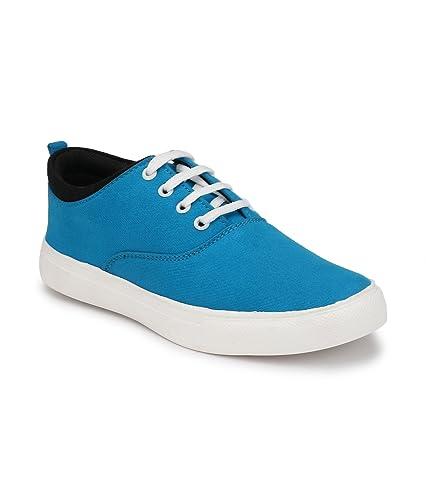 f9e5c9b5c622 CEONA Boy s Sky Blue Shoes