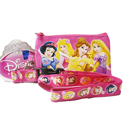 Disney 4 Princess Lanyard: Toys & Games