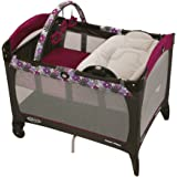 Graco Pack N Play Rev Napper Portia (Black)