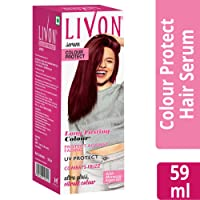Livon Colour Protect Hair Serum for Women, 59 ml