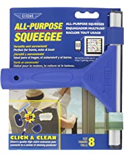 Ettore, 17008 All-Purpose Squeegee, 8-Inch, 1 Count