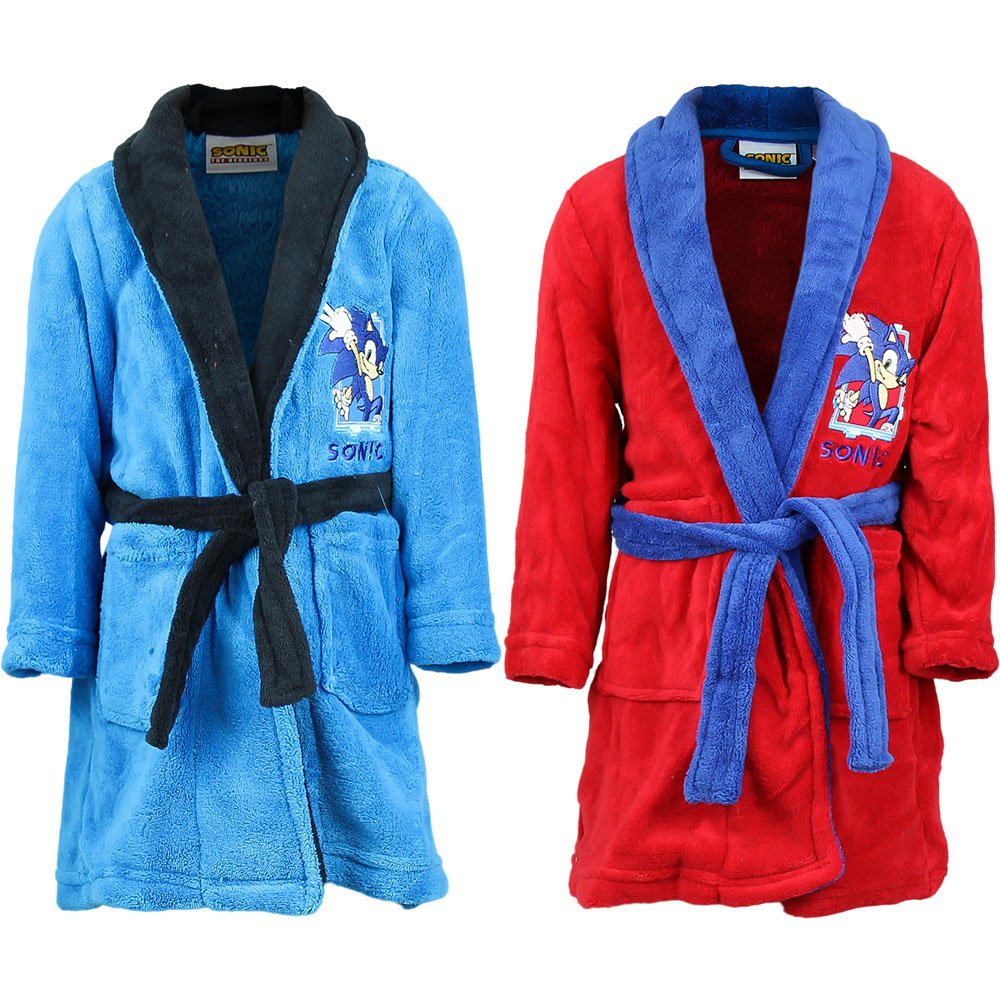 Sonic Bathrobe – Available in 2 Different Colours