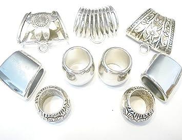 Scarf pendants holders rings jewellery connectors clasps rings 9pcs scarf pendants holders rings jewellery connectors clasps rings 9pcs mozeypictures Choice Image