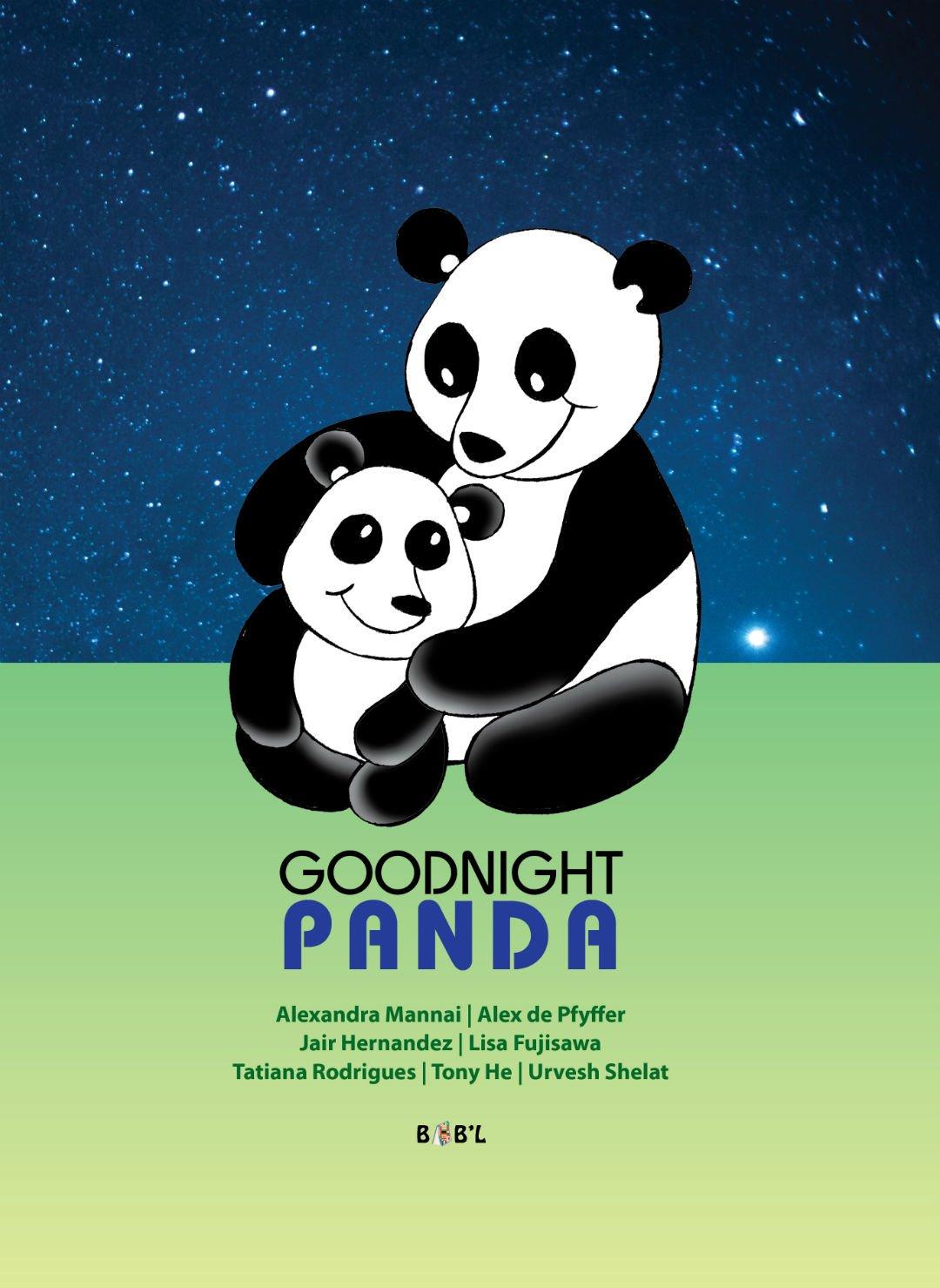 Amazon Com Goodnight Panda Tagalog English Dual Text Ebook Books Bab L Kindle Store