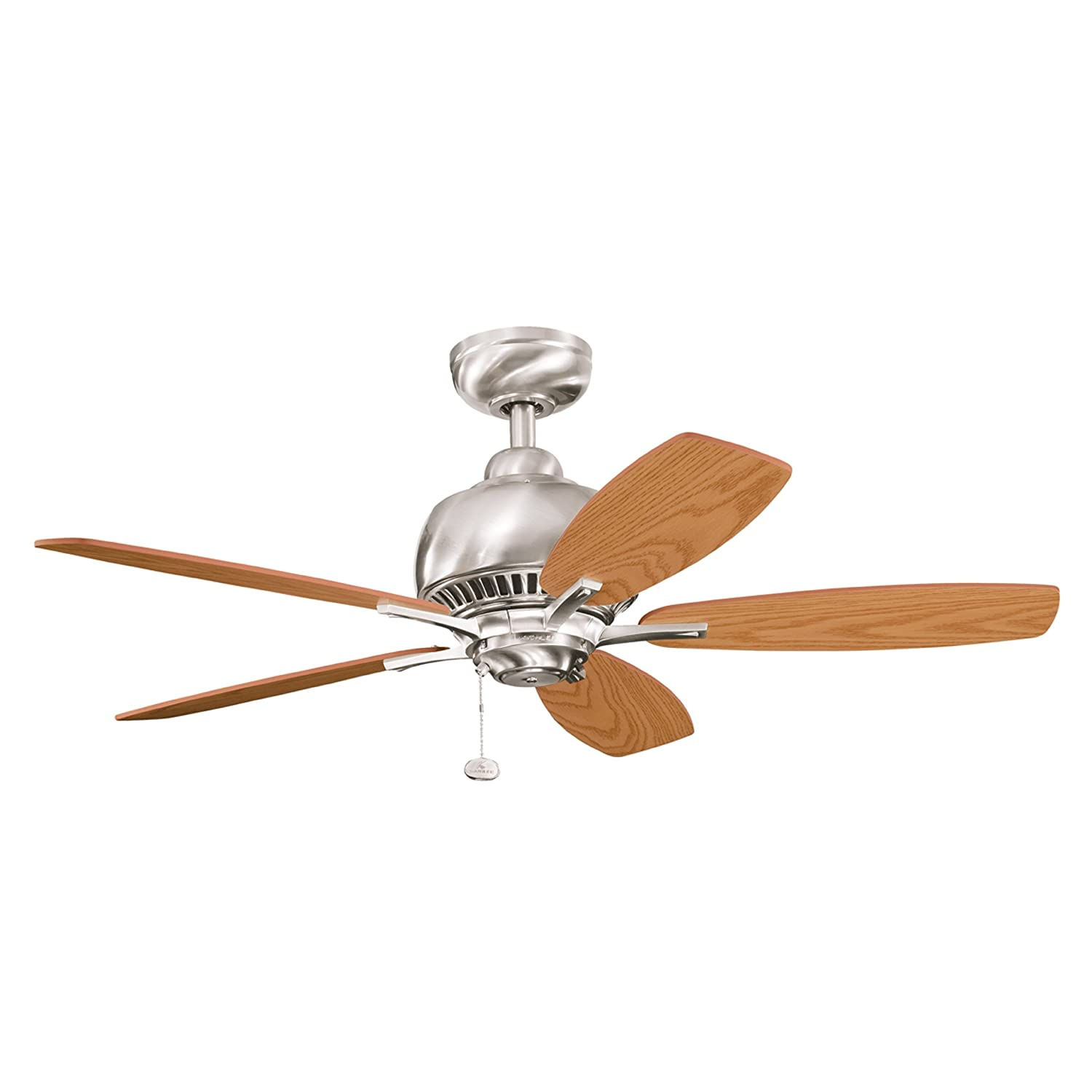 """Kichler BSS Richland Brushed Stainless Steel 42"""" Ceiling"""