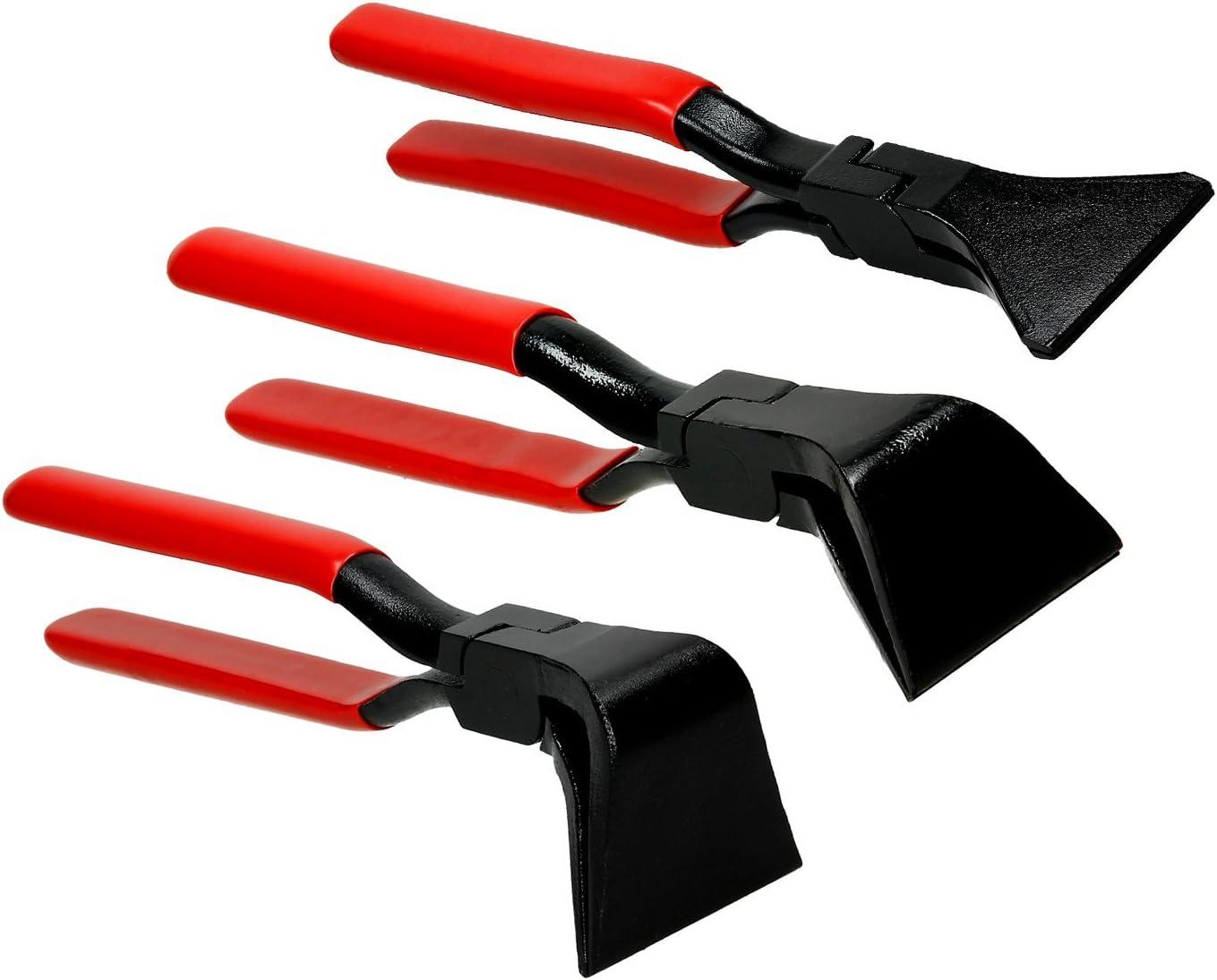 Falzzange gerade Klempner Zange Bleche Abfalzen Abkantzange Kanten Werkzeug BGS
