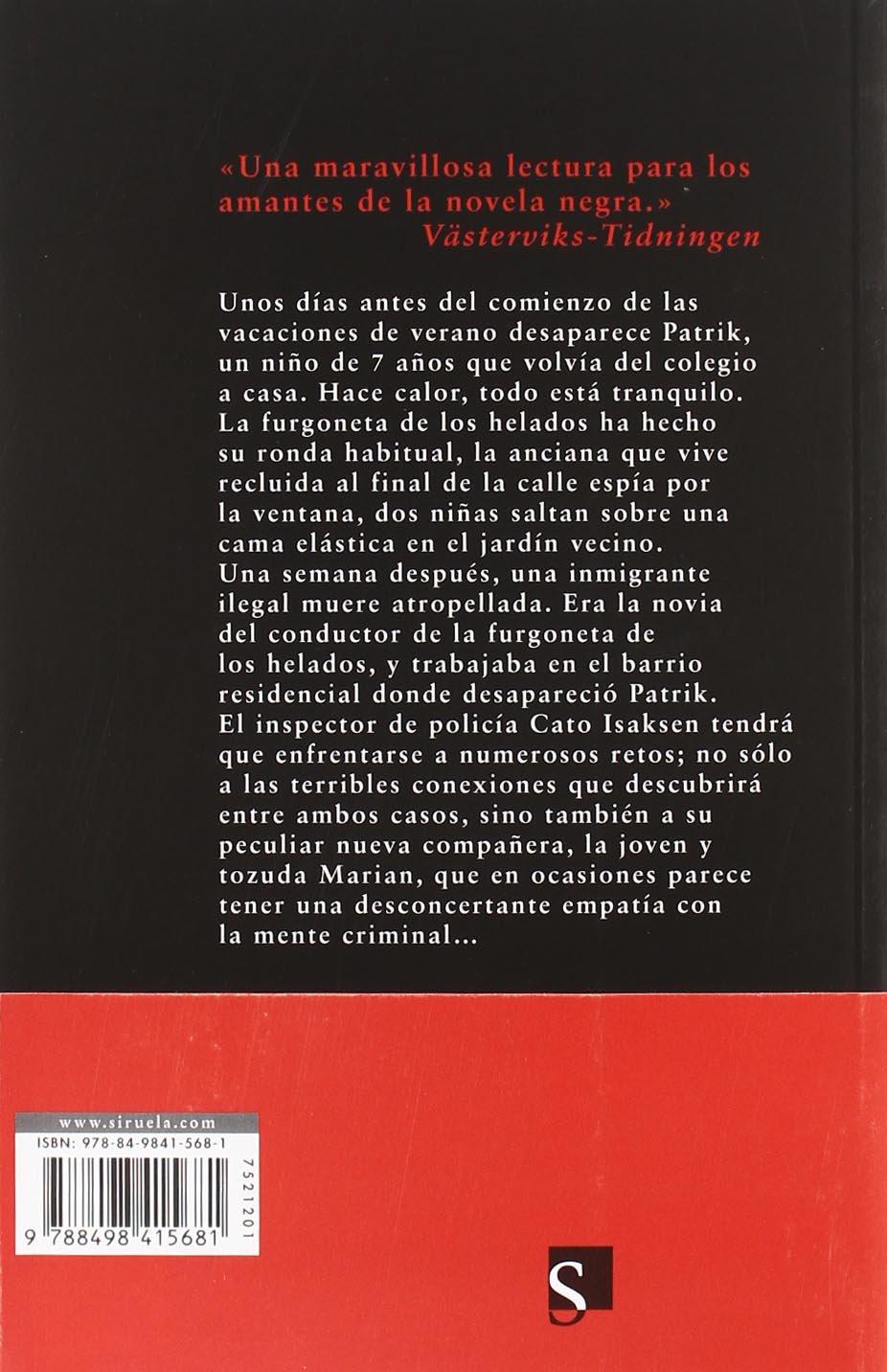 La trampa de miel / The honey trap (Spanish Edition): Unni Lindell: 9788498415681: Amazon.com: Books