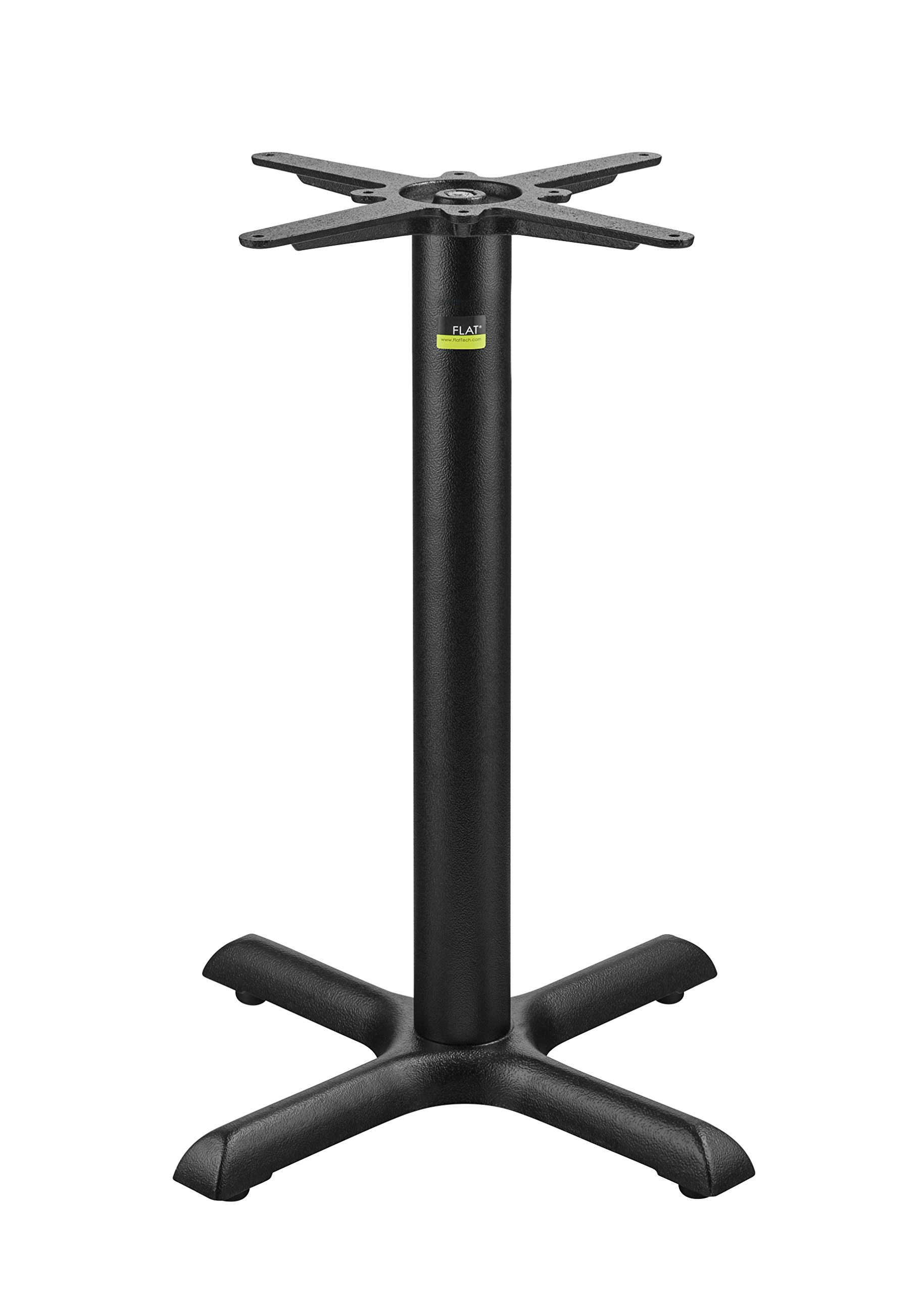 FLAT Self-Stabilizing KX22 (22''), Cast iron, Dining Height Table Base