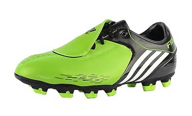 b6d84b25d78 adidas F10 i TRX FG Football Shoes Men Green Size  11 UK  Amazon.co ...