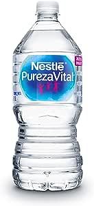 Nestlé Pureza Vital, Agua Purificada Nestlé Pureza Vital 1 litro, Paquete de 12
