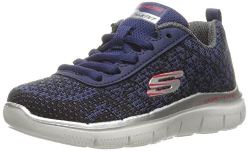 8da00458fa64 Skechers Boys  Flex Advantage 2.0-Golden Poi Low-Top Sneakers ...
