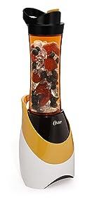 Oster BLSTPB-WOR My Blend 250-Watt Blender, Orange
