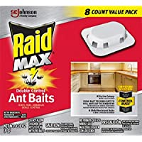 Deals on 8-Ct Raid Max Double Control Ant Baits 0.28Oz