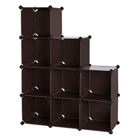 bookcases piece bookcase wall rs id proddetail plastic bookshelves bookshelf at mount