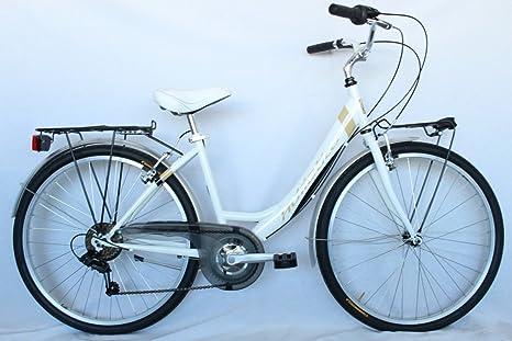 Adriatica 26 pulgadas Mujer City Bike Chica Mujer Rueda Bicicleta ...