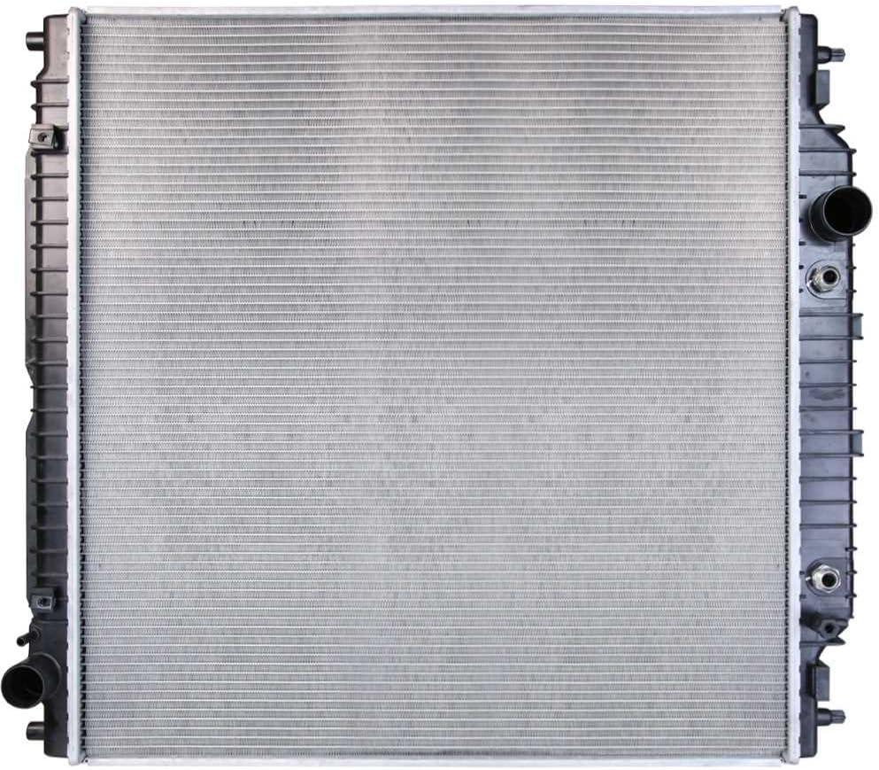 Prime Choice Auto Parts RK1158 Aluminum Radiator