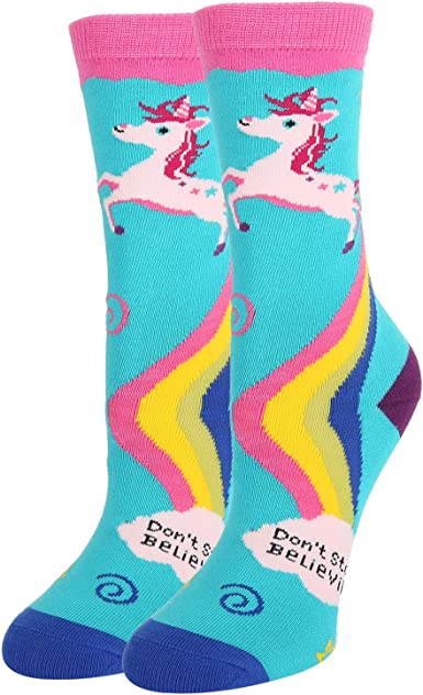 Game Life High Socks Unicorn Sport Socks Crew Socks