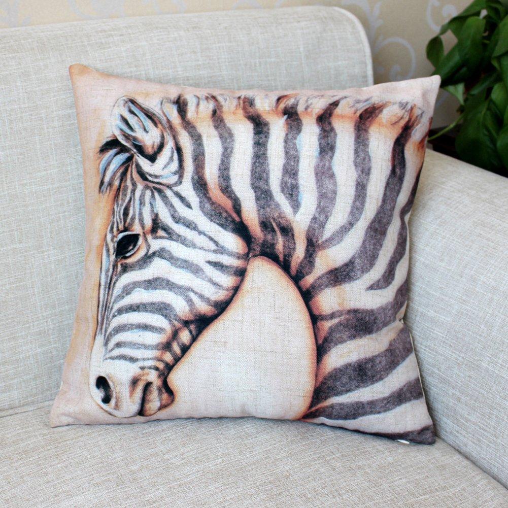 MeMoreCool nórdicos IKEA estilo jirafa cebra animales diseño ...