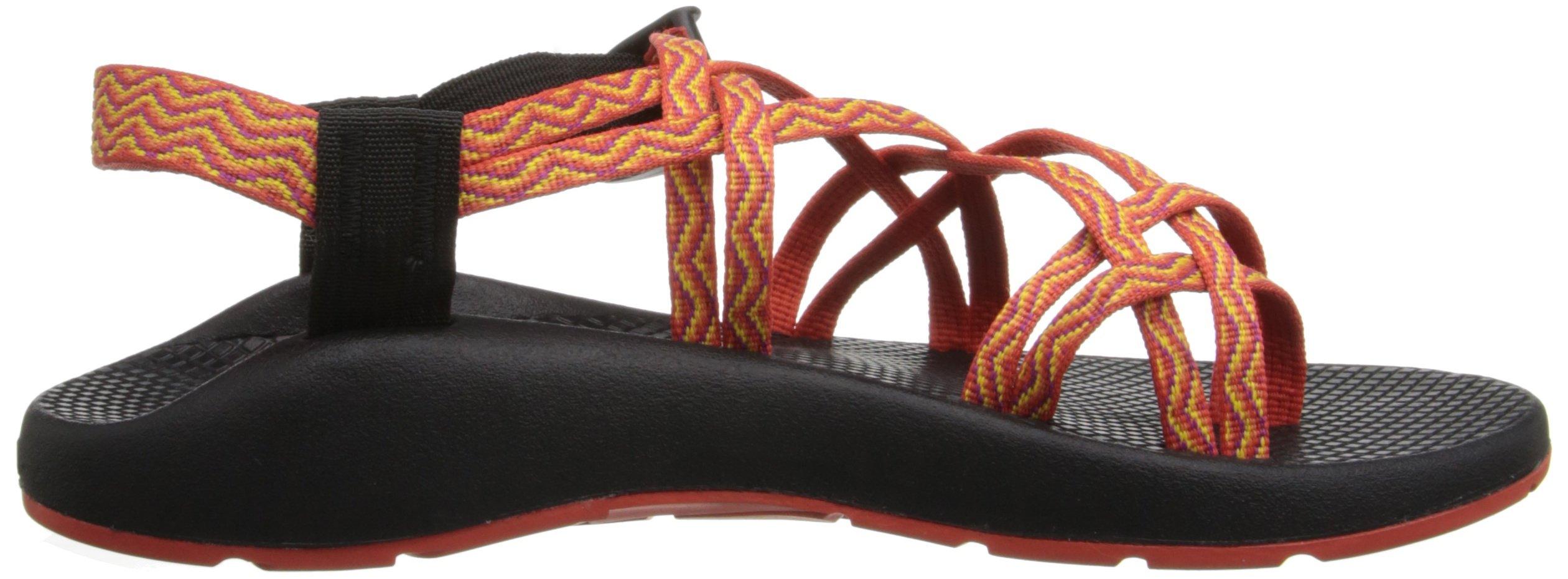 Chaco Women's ZX/2 Yampa Sandal,Rainbow,6 B US by Chaco (Image #6)