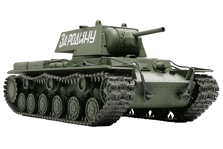 Tamiya 1 48 48 48 Military Miniature Series No.35 Soviet KV-1 Heavy Tank 32535 fa952b