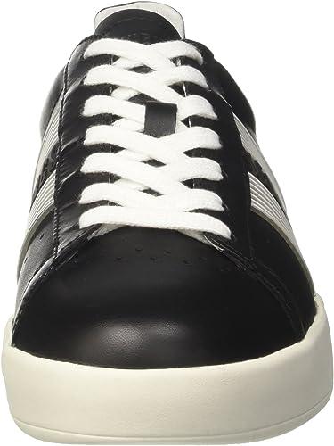 BIKKEMBERGS Herren Cosmos 2096 Sneaker, Bianco: