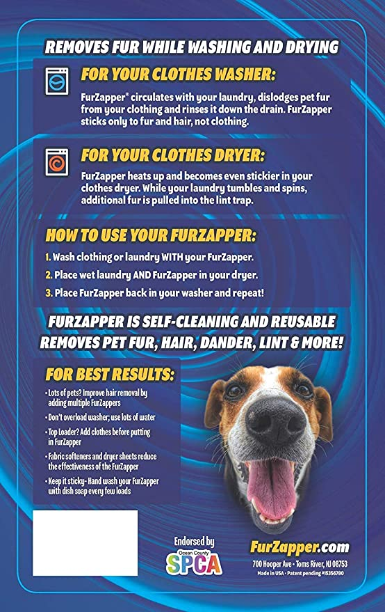 VICTOREM FurZapper - Pack de 2 depiladoras de Pelo para Animales ...