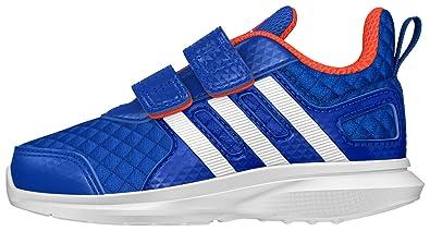 7aff1abf15 Amazon.com   adidas Boys Infants Shoes Running Hyperfast 2.0 Blue ...