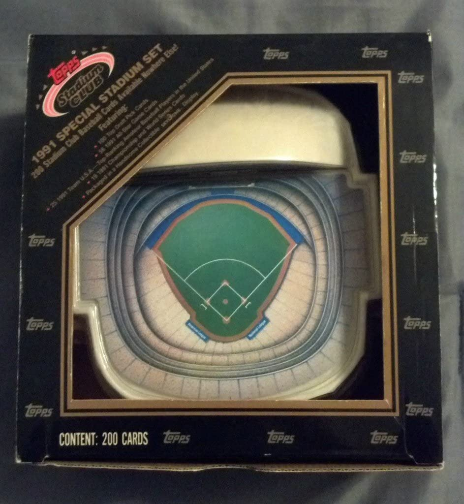 B009QNJP6W 1991 Topps Special Stadium Club Baseball 200 Card Set 71Km-HN5m7L
