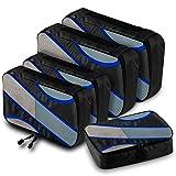 ANRUI Packing Cubes, 5-pcs Travel Organizer