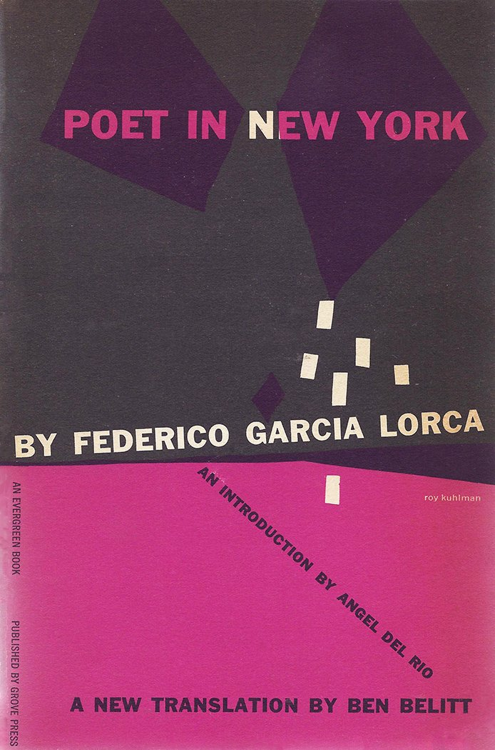 Poet in New York (Bilingual), Federico Garcia Lorca