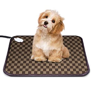 Pet Heating Pad Warming Bed