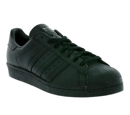 online retailer be4b2 c840c adidas Superstar 80s Scarpa black white