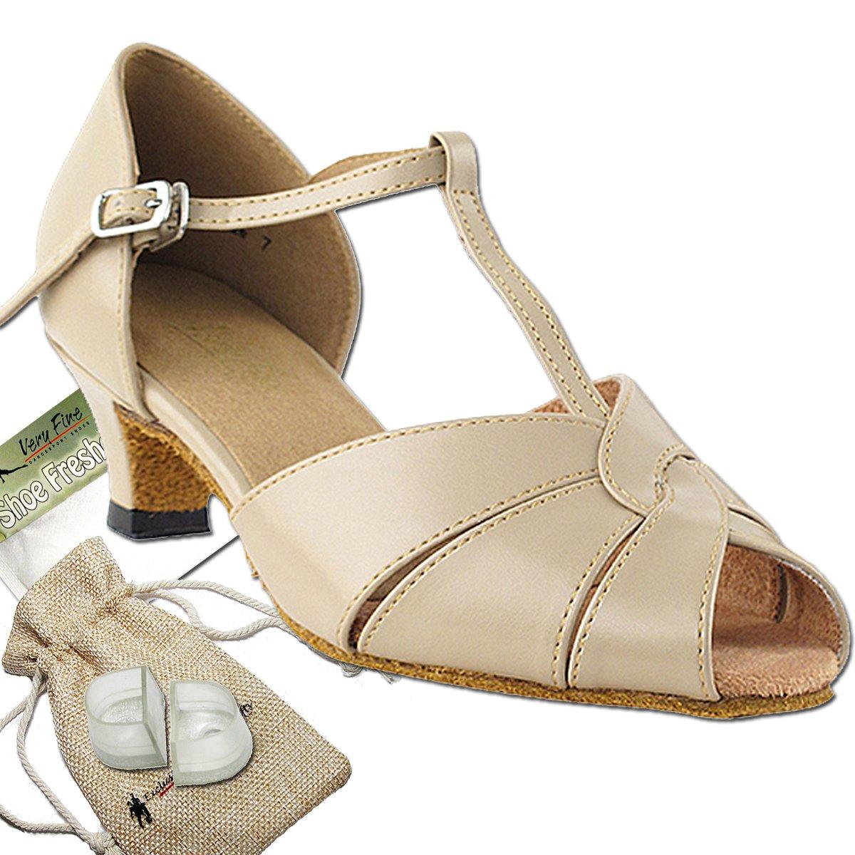 [Very Fine Shoes] レディース B0753KVFVT タンレザー 5.5 (B,M) US