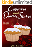 Cupcakes and Deathly Stakes (Sleepy Fox Cafe Cozy Mystery Book 1)
