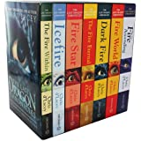 Chris D'Lacey The Last Dragon Chronicles Collection 7 Books Box Set by