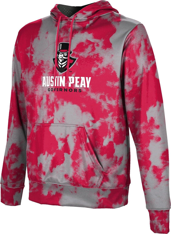 Grunge ProSphere Austin Peay State University Boys Full Zip Hoodie