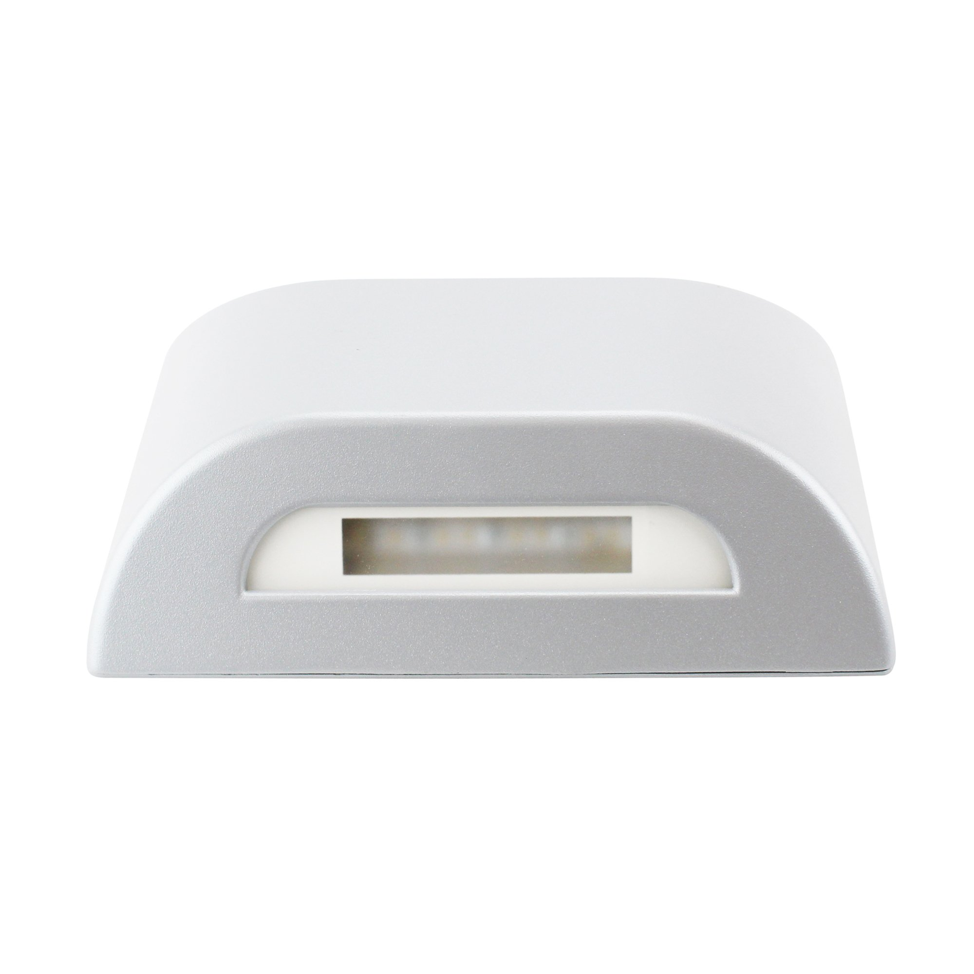 Dual Lite Hubbell Pgf1P Architectual Emergency Light, 120/277V, 17W, High Performace Led Wallpack, I