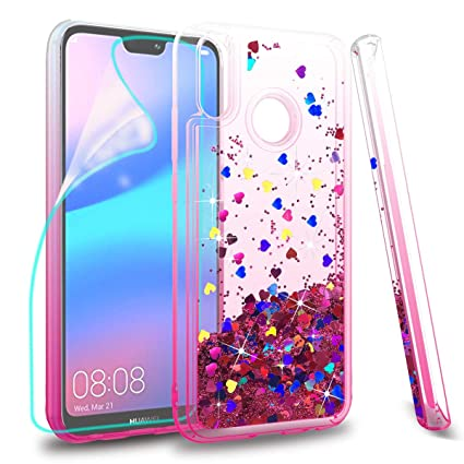 Amazon.com: ZingCon Huawei Nova 3E Carcasa para Huawei P20 ...