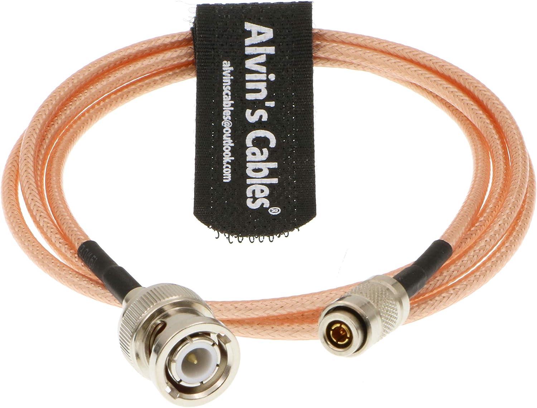 Alvin S Cables Din 1 0 2 3 Mini Bnc Auf Bnc Stecker Hd Sdi 75 Ohm Kabel Für Blackmagic Hyperdeck Shuttle 1 M Gewerbe Industrie Wissenschaft