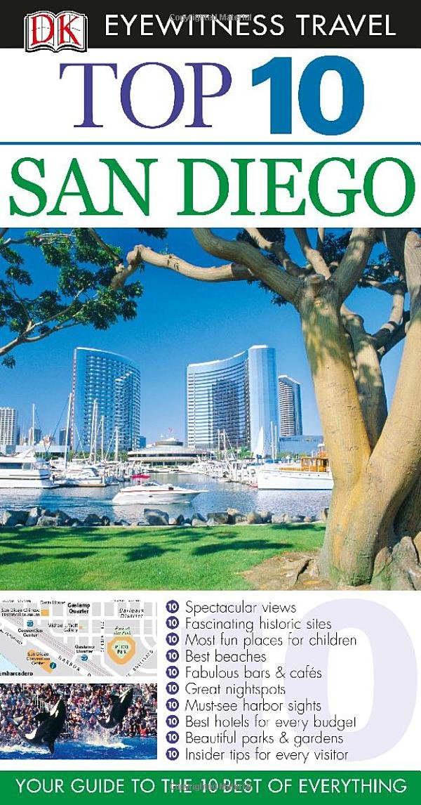 Read Online Top 10 San Diego (EYEWITNESS TOP 10 TRAVEL GUIDE) pdf epub