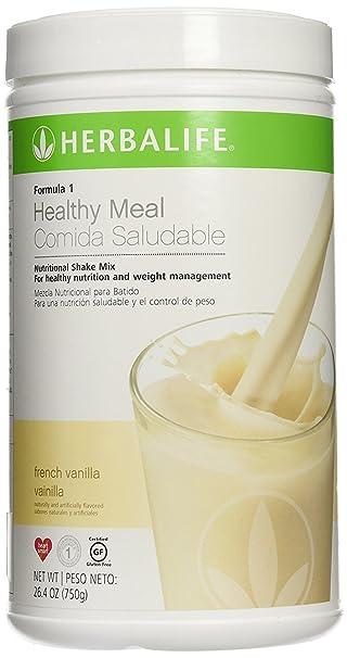 Herbalife Formula 1 Healthy Meal Nutritional Shake Mix French Vanilla (750g)