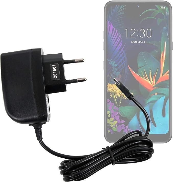 DURAGADGET Cargador (2 Amperios) Compatible con Smartphone LG K50 ...
