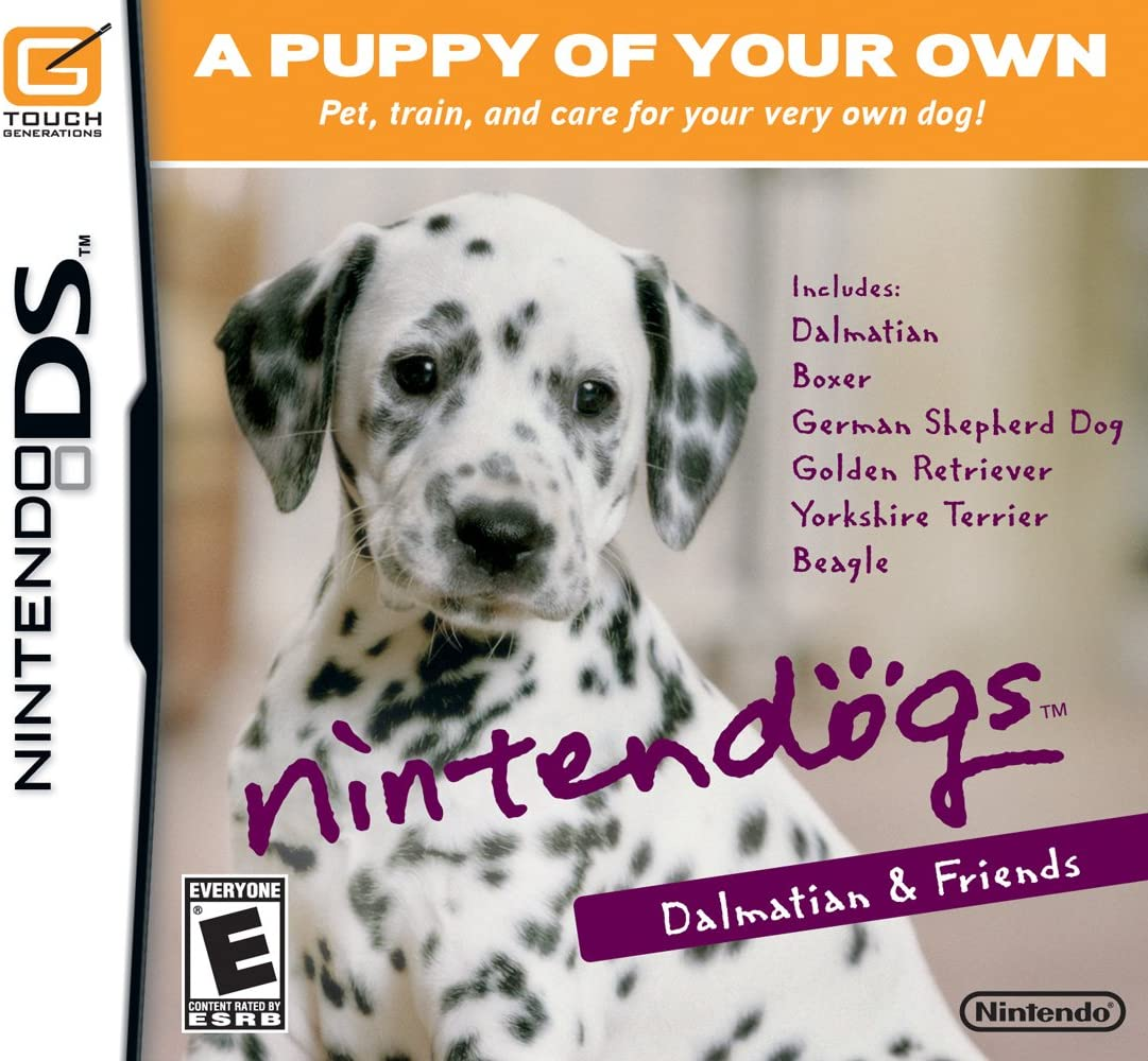 amazon com nintendogs dalmatian friends artist not provided