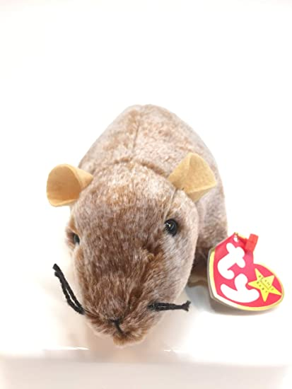 Buy Ty Beanie Babies - Tiptoe the Rat Online at Low Prices in India -  Amazon.in dd60f4a6924e
