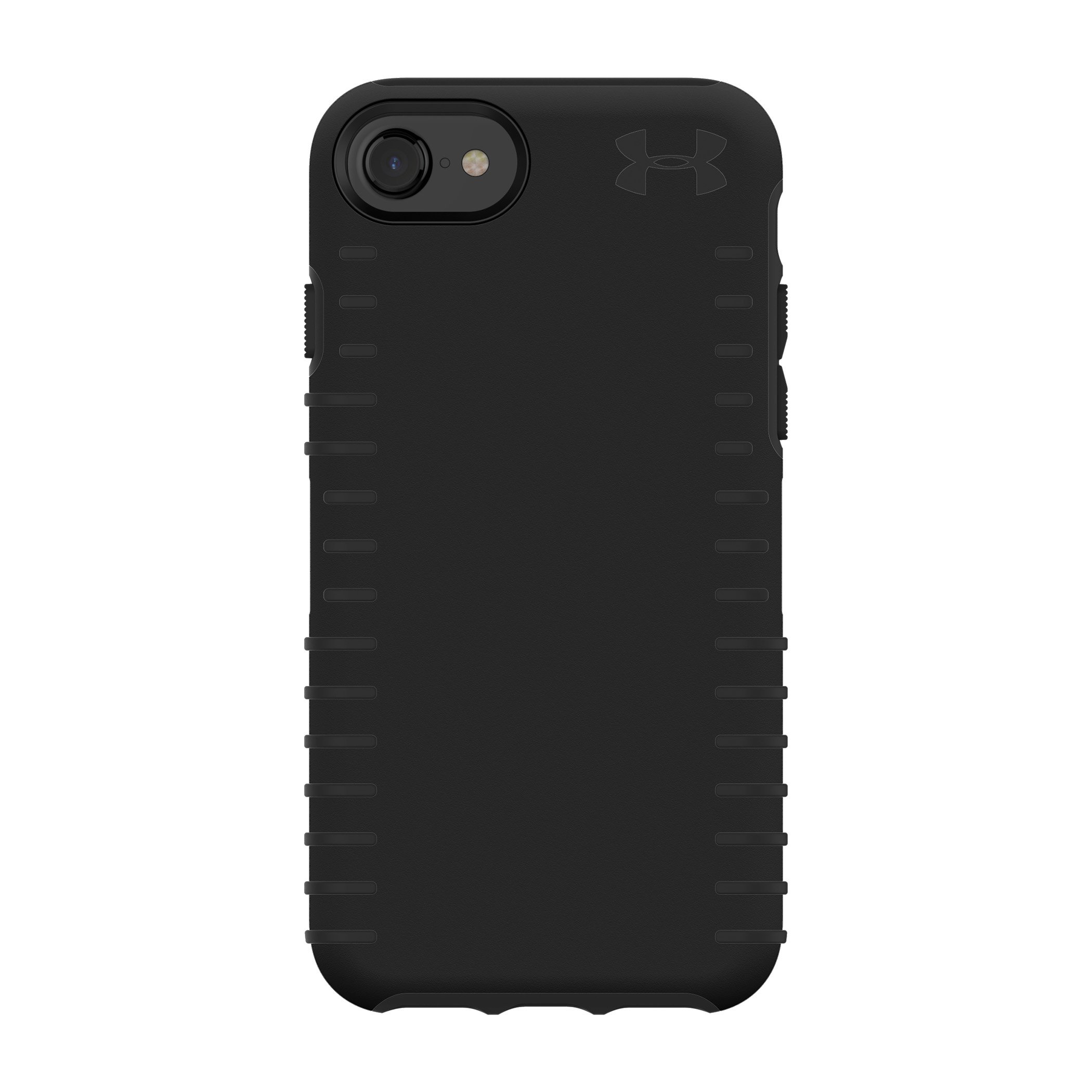 Under Armour UA Protect Grip Case for iPhone 8, iPhone 7 & iPhone 6/6s - Black/Black