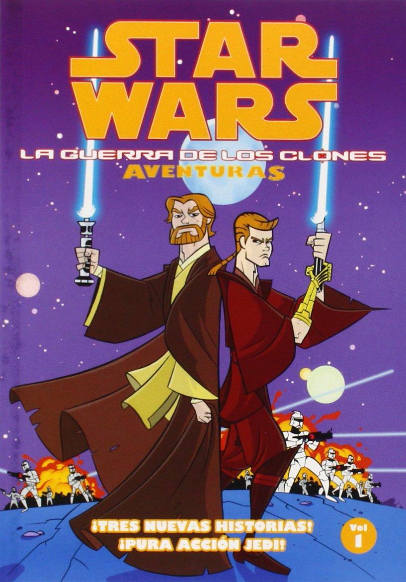 Star Wars: La Guerra de los Clones Aventuras Volume 1 (Star Wars: Clone Wars Adventures Volume 1) (Star Wars Adventures) (Spanish Edition) by Dark Horse