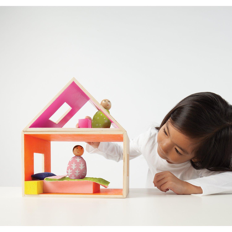 Amazon Manhattan Toy MiO Sleeping 2 People Modular Wooden