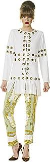 product image for Eva Varro Women's Multi Grommet Fringe Jacket