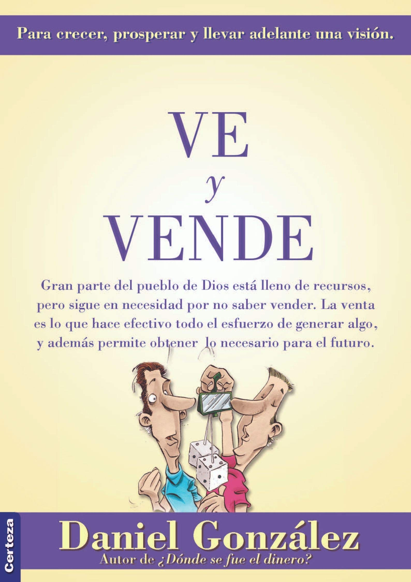 Ve y vende (Spanish Edition)